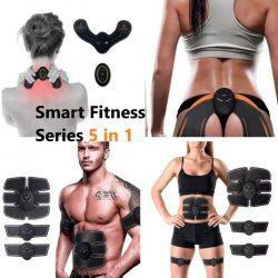 Electrofísico Smart Fitness 5 en 1