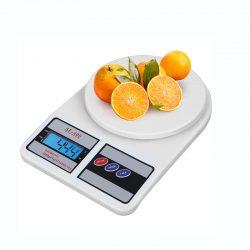 Balanza Digital De Cocina Hasta 10k Electronic Sf-400