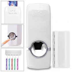dispensador de pasta dental