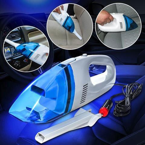 High-Power Vacuum Cleaner
