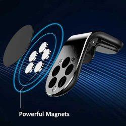Soporte Auto Magnetico Rejilla Ventilacion