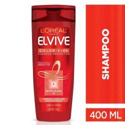 Elvive Shampoo Color Vive Cabello Teñido Loréal
