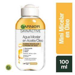 Garnier Agua Micelar Todo Tipo Piel 100 Ml.