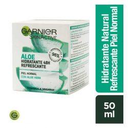 Garnier Crema Hidratante Áloe Vera 50Ml.