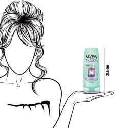 Elvive Shampoo Arcilla Hidratación Cabello Normal Loréal